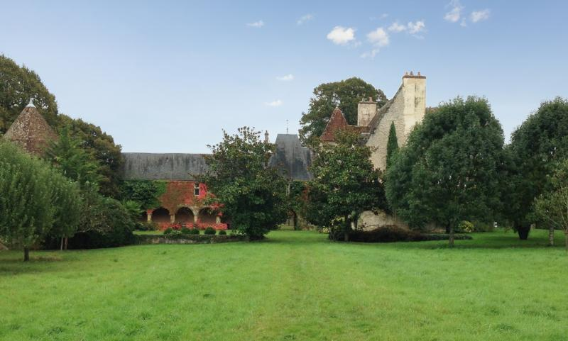 Gorgeous 15th century castle near Vierzon, with 9 bedrooms and set in a huge forest - Image 1 - Saint-Pierre-de-Jards - rentals