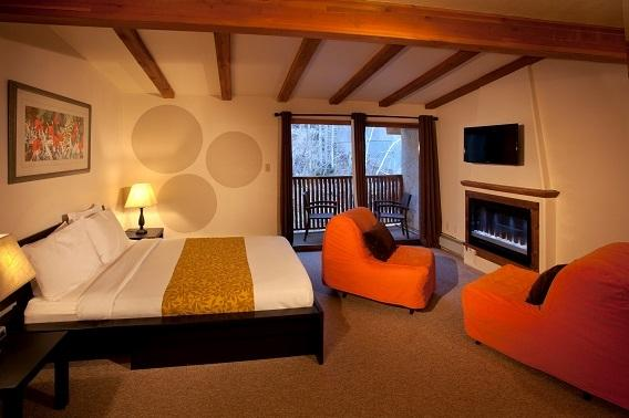 Queen Suite - Taos Ski Valley Hotel Suite - Sleeps 2-4 - Taos Ski Valley - rentals