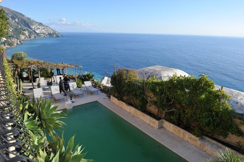 Italian style villa in Positano with pool - V736 - Image 1 - Positano - rentals
