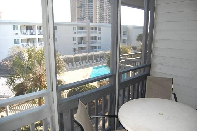 Pelican's Landing Vacation Unit with a Grill and Pool, Near the Beach - Image 1 - Myrtle Beach - rentals