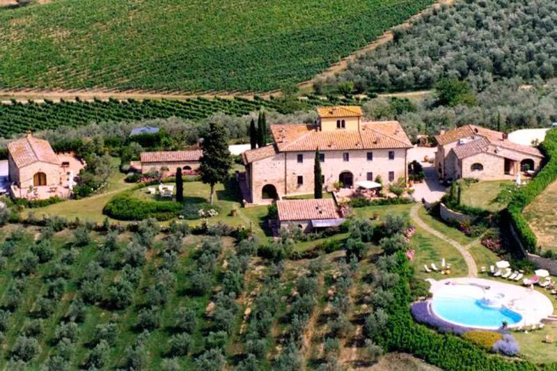 Villa Pegaso 16 - Image 1 - Tuscany - rentals