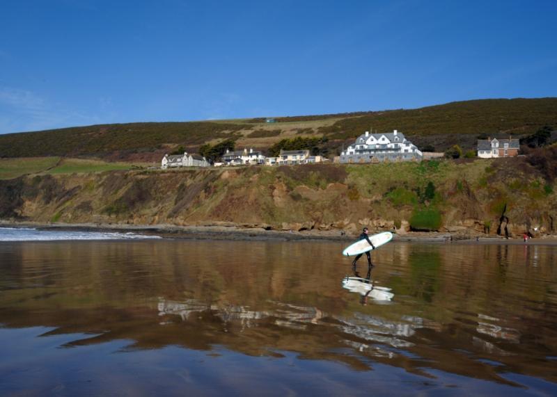 5 Ocean Point, Saunton, Devon - Image 1 - Saunton - rentals