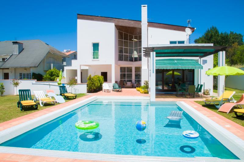 Villamiramar - Spectacular Villa with private swimming pool 1 Km from the beach of Miramar - Vila Nova de Gaia - rentals