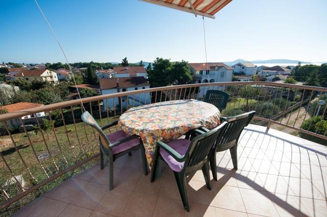 Alina 4(4): terrace - 7245 Alina 4(4) - Vodice - Vodice - rentals