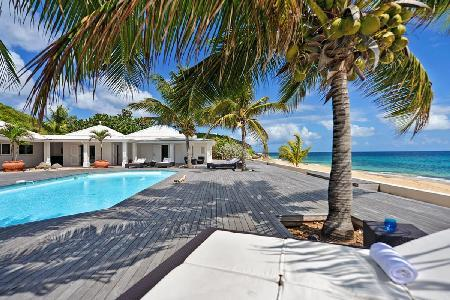 Perfect Vacation - Perfect Paradise - Perfect Beachfront Interlude - Image 1 - Saint Martin-Sint Maarten - rentals