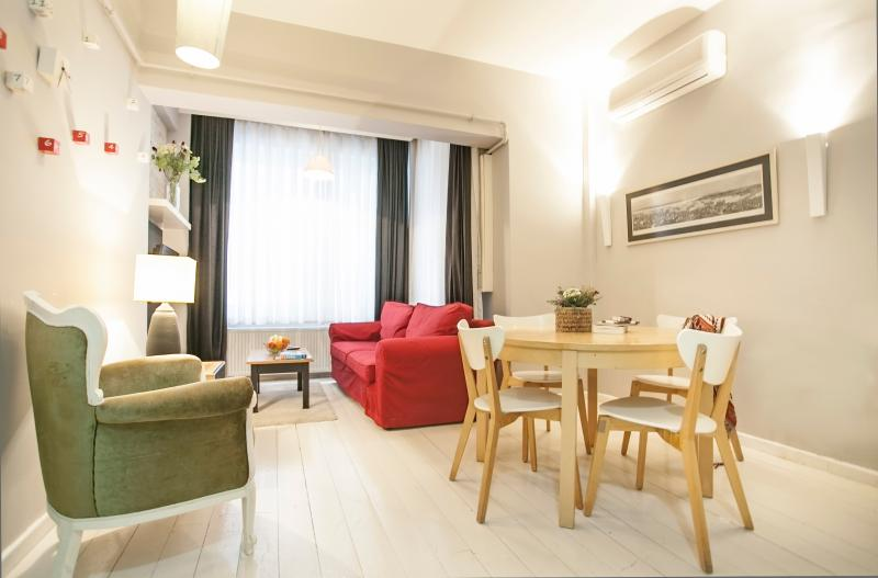 Very Central 2BR-2BTHR Apartment - Image 1 - Istanbul - rentals