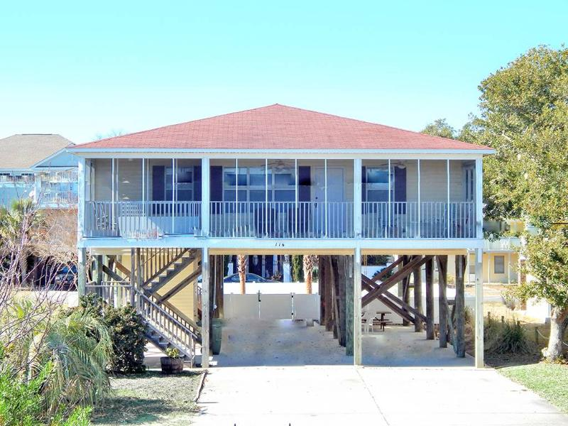 Beach Alot - Image 1 - Surfside Beach - rentals