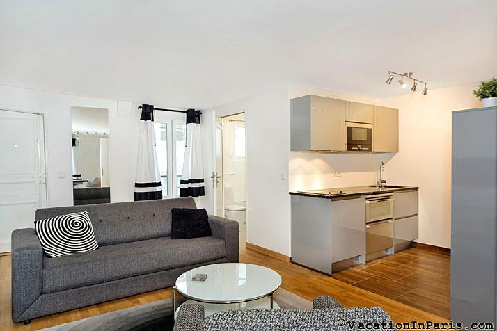 Quai Saint Michel One Bedroom - ID# 334 - Image 1 - Paris - rentals