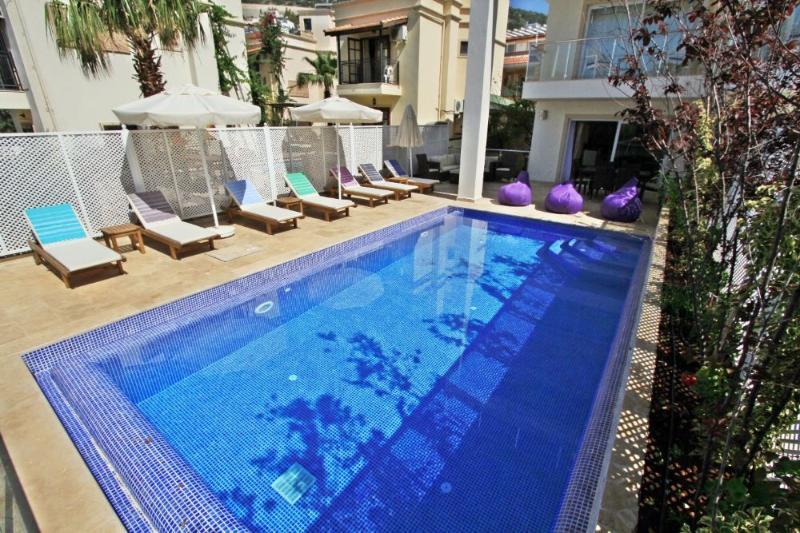 Ekin Apartment Serena (1) - - Image 1 - Kalkan - rentals