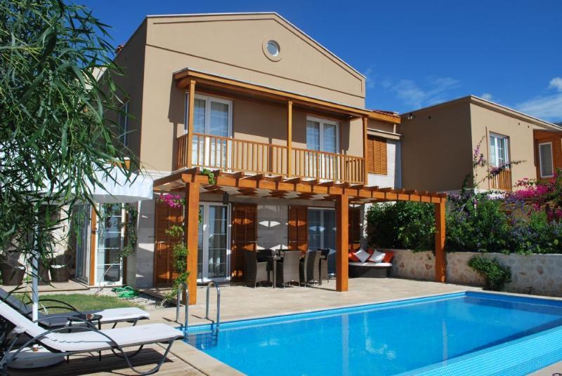 Oceanic Villa - - Image 1 - Kalkan - rentals