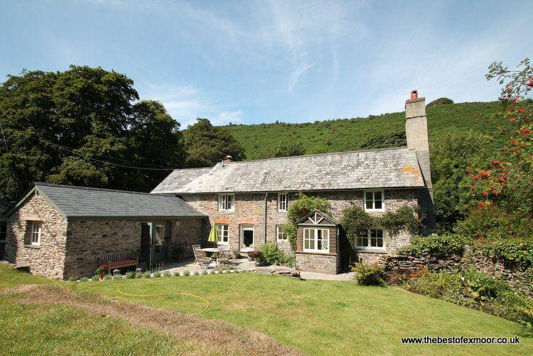 Poocks Cottage, Nr Malmsmead - Rural property on Exmoor to 'get away from it - Image 1 - Lynton - rentals