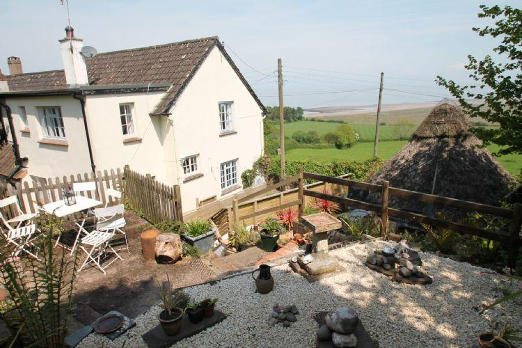 Dunns Cottage, West Porlock - Sleeps 6 - Exmoor National Park - Sea Views - Image 1 - Porlock Weir - rentals