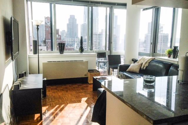 Luxury 2 Bedroom Hi-Rise Manhatan Condo - Image 1 - New York City - rentals