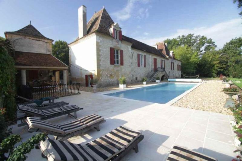 Exquisite Chateau near Bergerac FRMD140 - - Image 1 - Bergerac - rentals