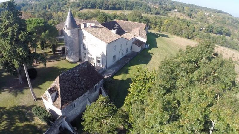 Romantic Vineyard Chateau FRMD131 - - Image 1 - Saussignac - rentals