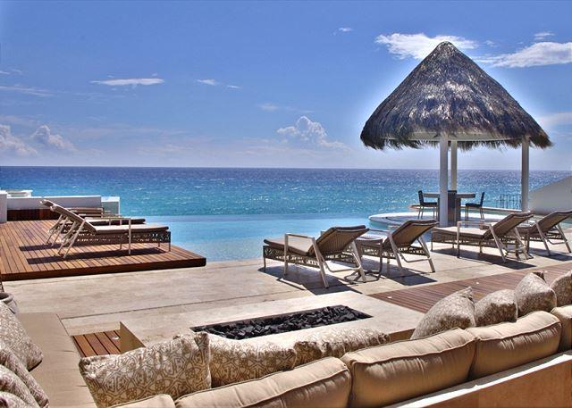 Villa Serena- Completely Renovated 5 bedroom Beachfront Paradise - Image 1 - San Jose Del Cabo - rentals