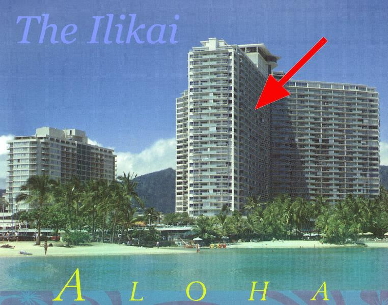 Location - Waikiki Oceanfront Condo One Bedroom w/Large Lanai - Honolulu - rentals