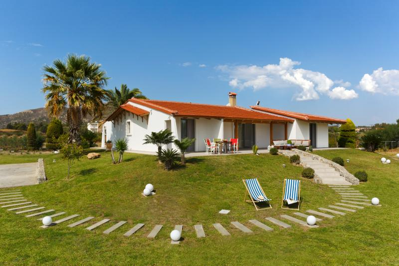 Rhodian Villa on the beach - Image 1 - Lachania - rentals