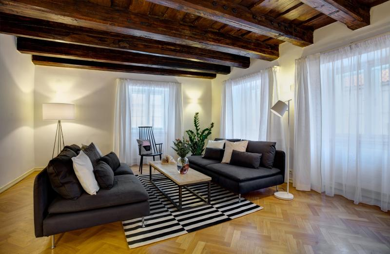 One-Bedroom Elegant Apartment - One-Bedroom Elegant Apartment - Prague - rentals