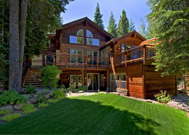 Big & Beautiful 6 BR Luxury Home with all that Northstar Resort Has to Offer - Image 1 - Truckee - rentals