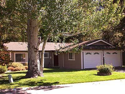Exterior - 733 Tuolumne - South Lake Tahoe - rentals