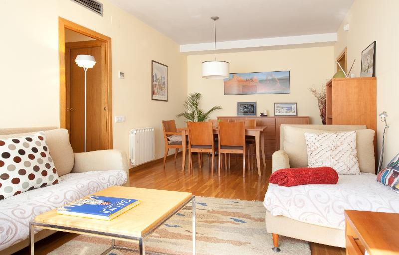 SPACIOUS APARTMENT - Sant Andreu apartment - Barcelona - rentals