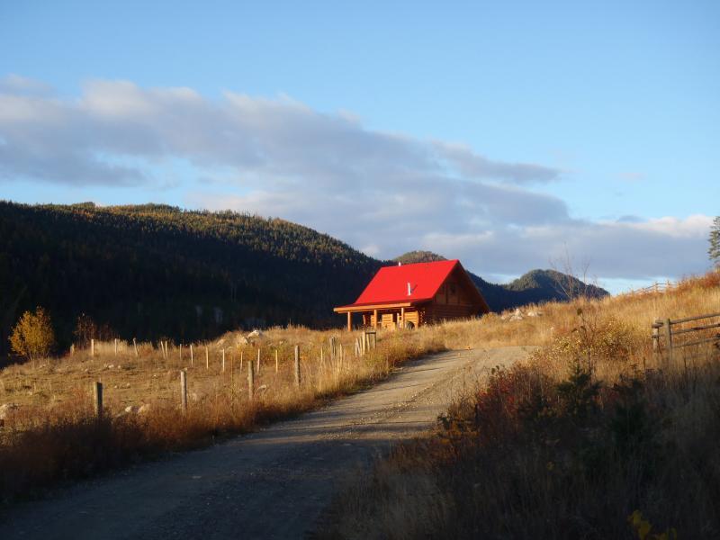Bear Valley Highlands Wilderness retreat - Cabin 1 - Image 1 - Lumby - rentals