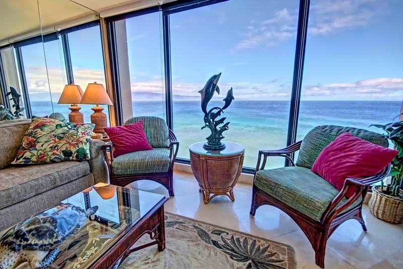 Mahana Resort #1017 - Image 1 - Lahaina - rentals