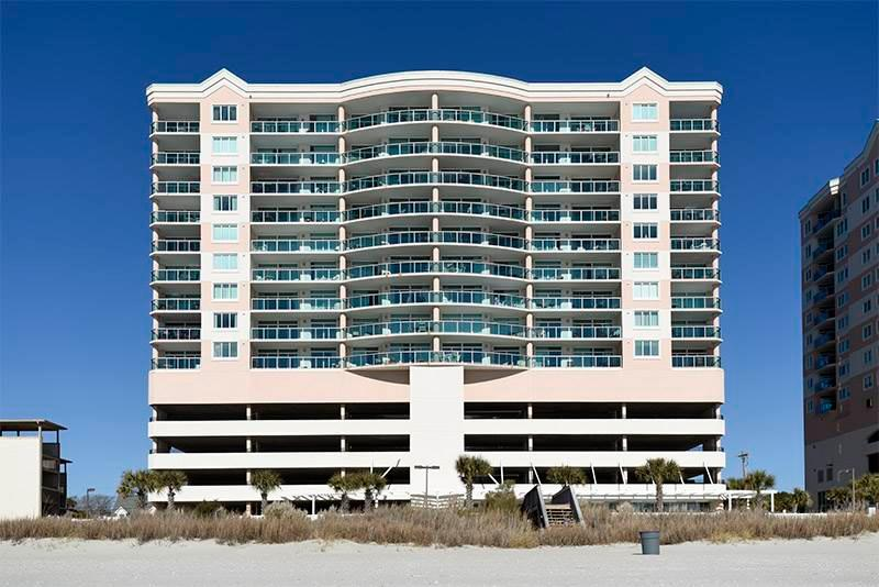 Blue Water Keyes #1108 - Image 1 - North Myrtle Beach - rentals