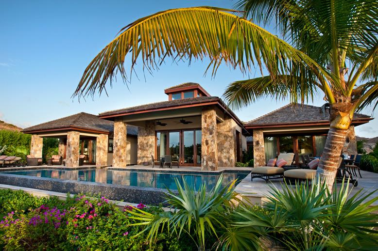 Oil Nut Bay - Bella Beach Villa - Image 1 - North Sound - rentals