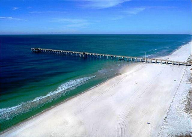 CUTE BEACHFRONT CONDO FOR 6! OPEN 4/11-4/18 TAKE 20% OFF - Image 1 - Panama City Beach - rentals