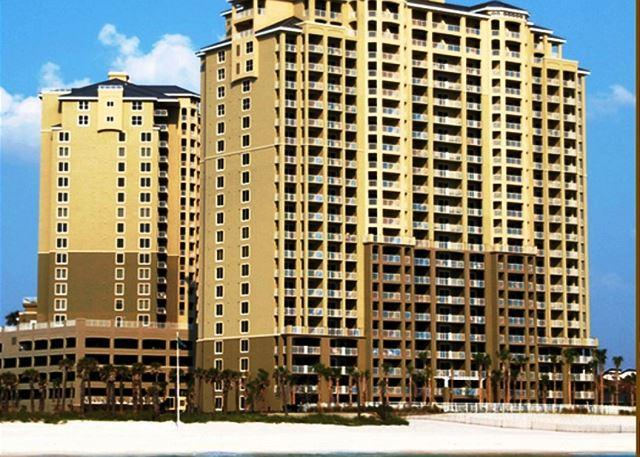 Luxury Beachfront Housing for 8 with Special Offers! - Image 1 - Panama City Beach - rentals