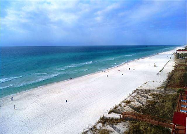 Huge 4 Bedroom Beachfront Condo for 10! Open 3/7-3/13 - $100 Off - Image 1 - Panama City Beach - rentals