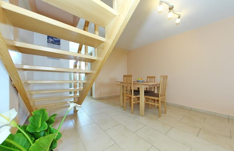 Nice apartment on the island Murter,village Jezera - Image 1 - Jezera - rentals