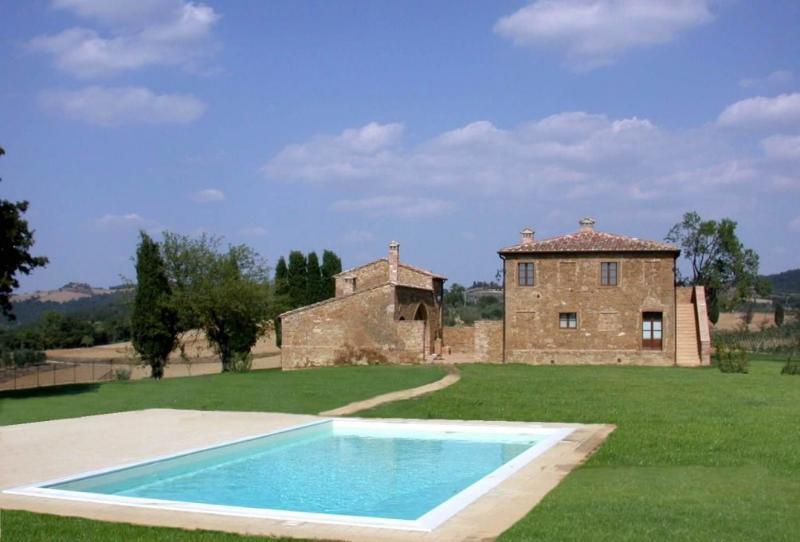 Villa Afrodite Vacation Rental in Tuscany - Image 1 - Pienza - rentals
