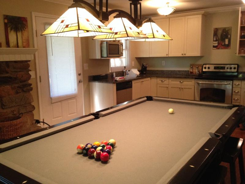 Cute Condo on lake with dock, pool table & Bar! - Image 1 - Gainesville - rentals