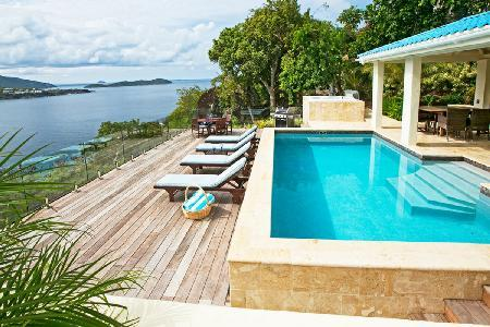 Pallina - Overlooking Magnificent Magen's Bay, Private Sunbathing - Image 1 - Peterborg - rentals