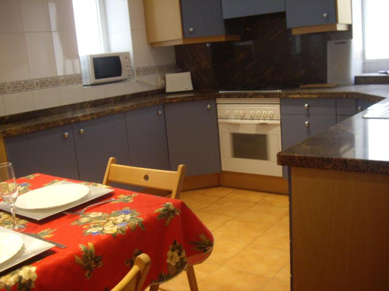 kitchen - Apartment In The City Center Of Alicante 5 Min.walk Of The Beach - Alicante - rentals