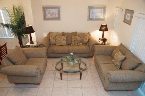 Beautiful 3 Bedroom 2.5 Bathroom Townhouse In Emerald Island. 8433CCL - Image 1 - Orlando - rentals