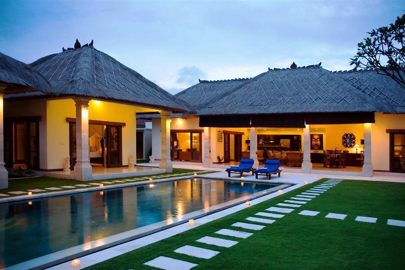 Villa Santai - Drupadi - Image 1 - Seminyak - rentals