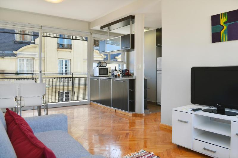 Airy 1 Bedroom Apartment in San Martin Plaza - Image 1 - Buenos Aires - rentals