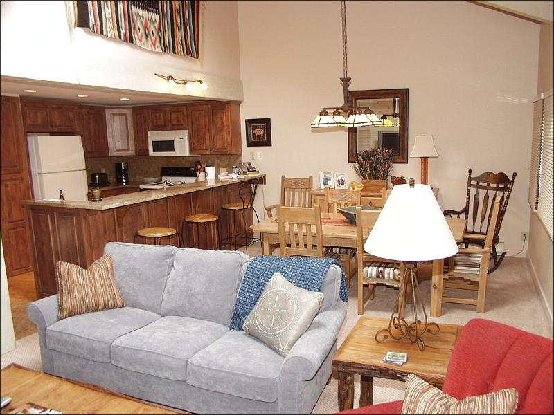 Main Living Area - Sweeping views of the Valley - Pool and Hot Tub (3096) - Snowmass Village - rentals