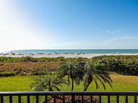 View from Balcony - SeaWin 105 - Sea Winds - Marco Island - rentals