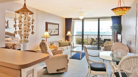Beach Condo Rental 306 - Image 1 - Cape Canaveral - rentals