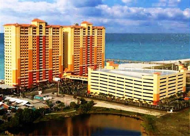 BEAUTIFUL VIEWS! LARGE CORNER UNIT! OPEN WEEK OF 3/7 -  30% OFF NOW - Image 1 - Panama City Beach - rentals