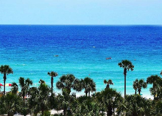 A BEAUTIFUL VIEW OF THE GULF FROM HERE! - PLATINUM RATED CONDO! JUST RENOVATED!OPEN 4/18-4/25 ~ TAKE 30% OFF~ - Destin - rentals