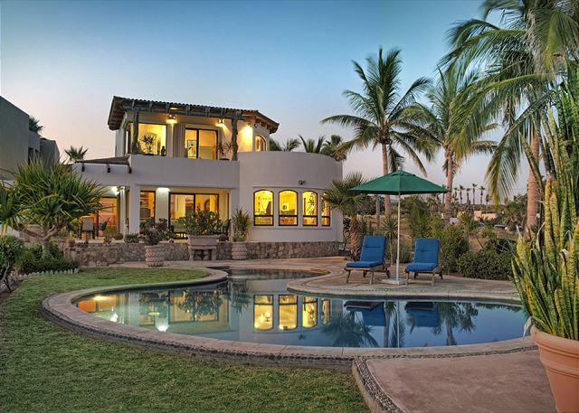 Dream come true - Magnificent ocean views, private pool, steps to the sand - Image 1 - Cabo San Lucas - rentals