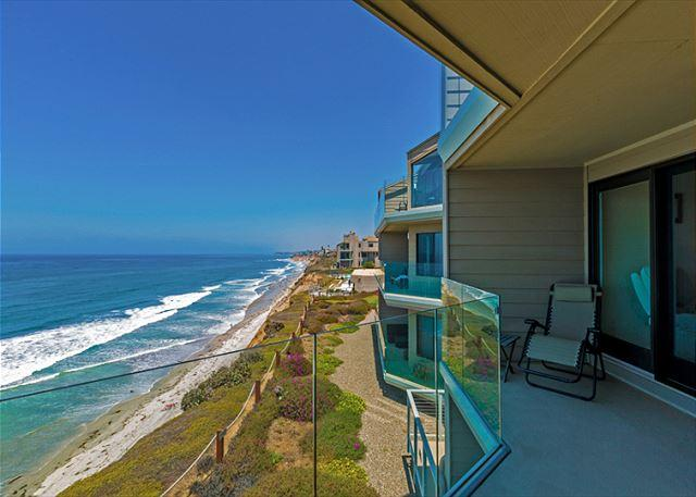 Come and listen to the waves at Surfsong oceanfront resort style condominiums - 15% OFF APRIL DATES Oceanfront Condo w/ Sweeping Ocean views, Pool & Tennis - Solana Beach - rentals