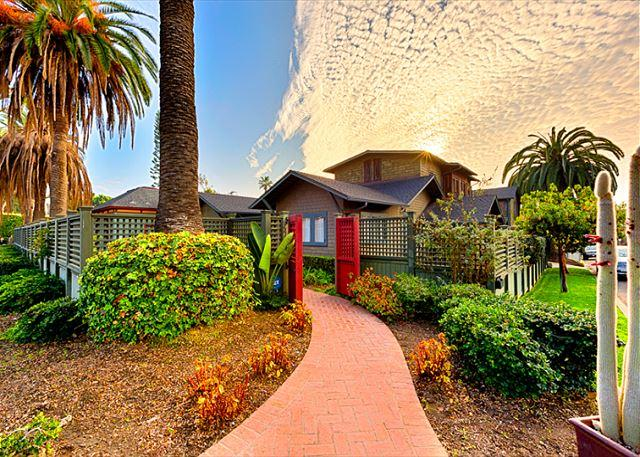 Heritage Place - 15% OFF APRIL DATES Historic Preservation and Modern Comfort w/outdoor spa - La Jolla - rentals