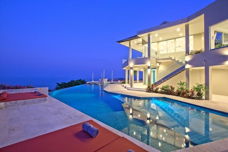 Samui Island Villas - Villa 47 (3 Bedroom Option) - Image 1 - Choeng Mon - rentals